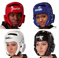 KWON Kopfschützer PU CE, in 4 Farben