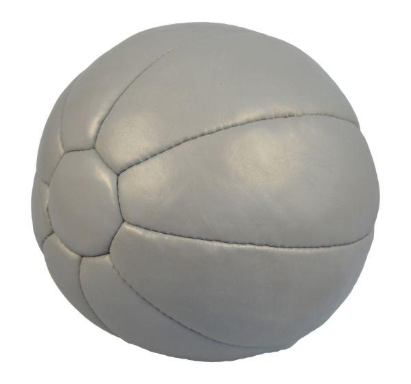 Medizinball 4 kg Echtledermedizinball