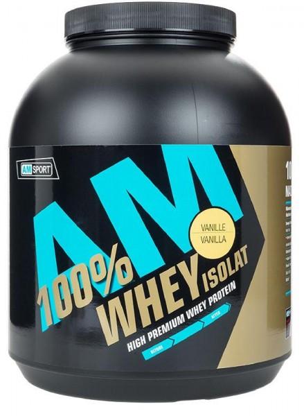 AMSPORT High Premium Whey Protein, 1800 g Dose