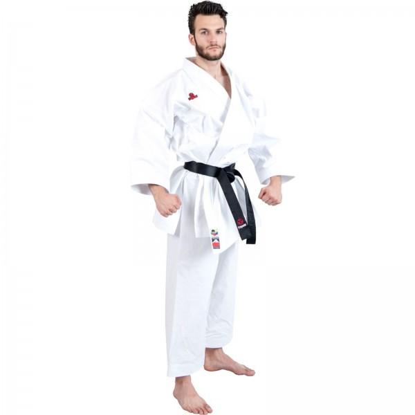 HAYASHI Karate-Gi Tenno Yama WKF approved