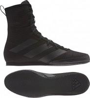 ADIDAS BOX HOG 3 black/black