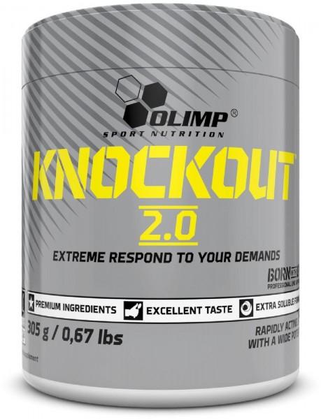 Olimp Knockout 2.0, 305 g Dose