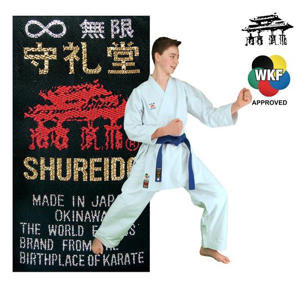 SHUREIDO Karateanzug Mugen WKF Fighter