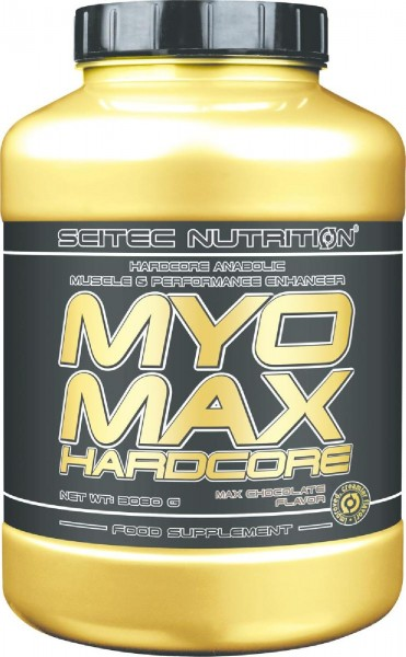 Scitec Nutrition Myomax HC, 3080 g Dose