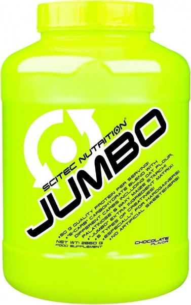 Scitec Nutrition Jumbo, 2860 g Dose