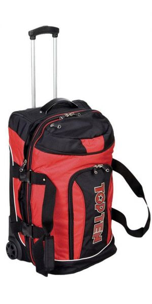 DELUXE TRAVEL JUMBO  Trolley Rucksack  Mod. 8005