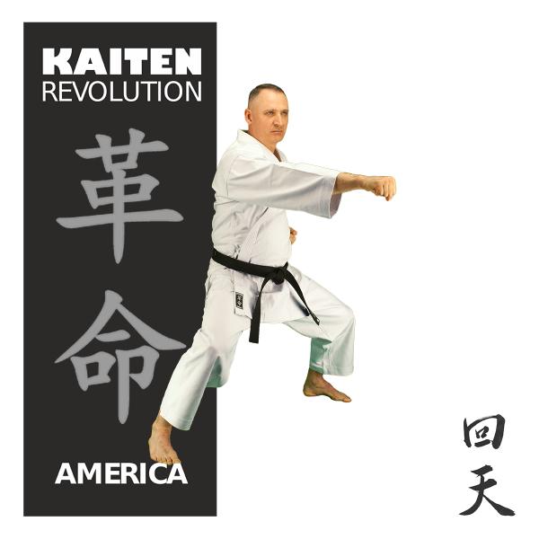 KAITEN Karateanzug REVOLUTION America Regular