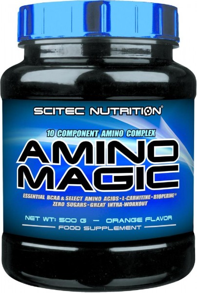 Scitec Nutrition Amino Magic, 500 g Dose
