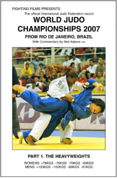 Ju-Sports World Judo Championships 2007 Part 1.
