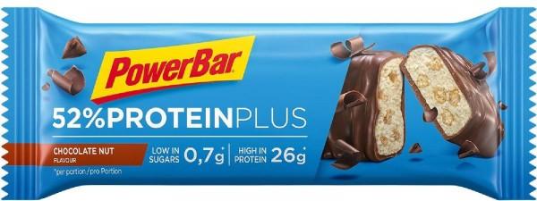 PowerBar Protein Plus 52%, 20 x 50 g Riegel