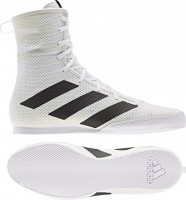 ADIDAS BOX HOG 3 white/black