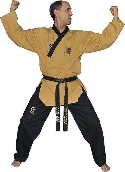 WACOKU Poomsae Grandmaster Taekwondoanzug WTF 3