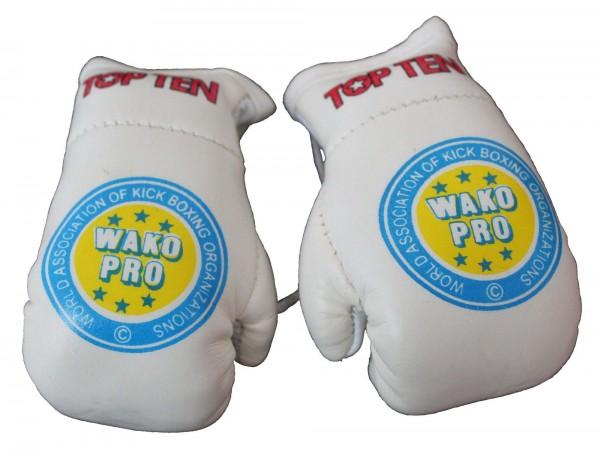TOP TEN Mini-Boxhandschuhe WAKO Pro in verschiedenen Farben