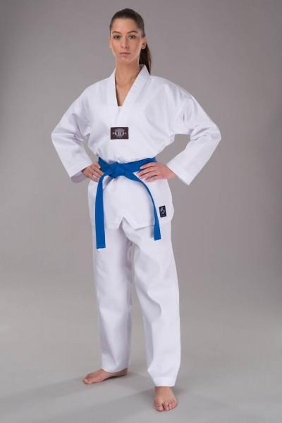 Phoenix BASIC EDITION Taekwondo weiß mit Rückendruck