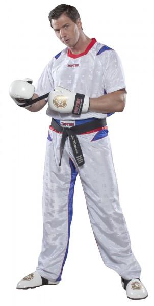 TOP TEN Kickbox Uniform PQ Mesh Russia