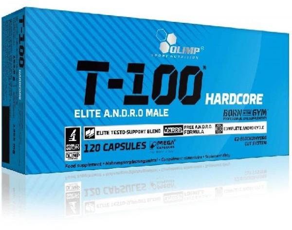Olimp T-100 HC, 120 Kapseln