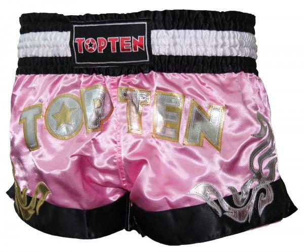 TOP TEN Thaibox-Shorts Girls für Frauen