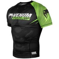 VENUM Training Camp 2.0 Rashguard - Short Sleeves