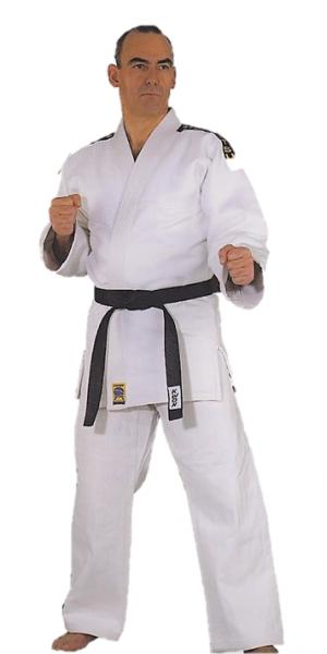 KWON Ju-Jutsu Anzug Brazilian Style mit Schulterstreifen