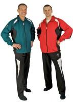Ju-Sports Trainingsanzug Teresina rot/schwarz