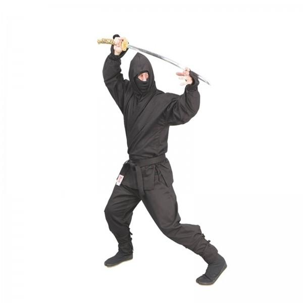 PHOENIX 6-teiliger Ninja Anzug