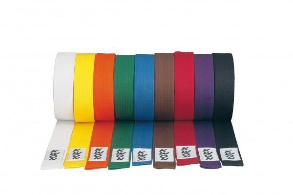 KWON Budogürtel versch. Farben und Längen