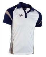 Ju-Sports Teamwear Element C2 Polo weiß/navy blau