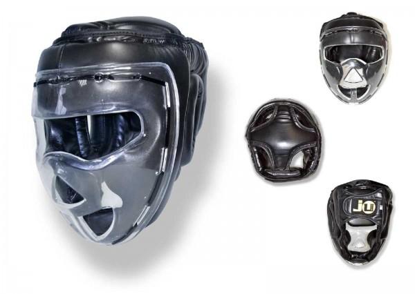 Ju-Sports Kopfschutz Shield schwarz