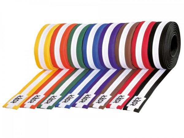 KWON Budogürtel mehrfarbig Zwischengürtel