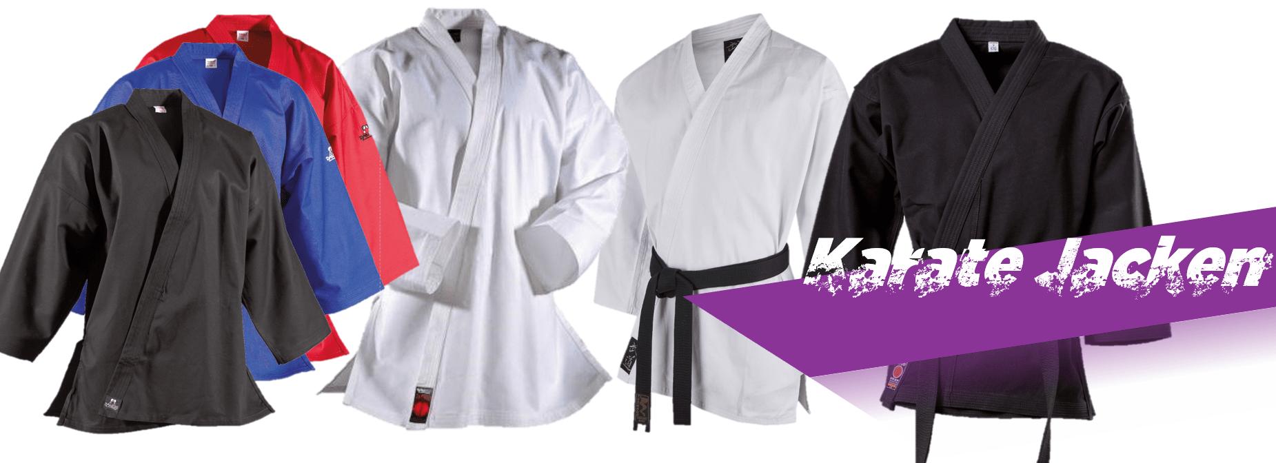 Karate Jacken