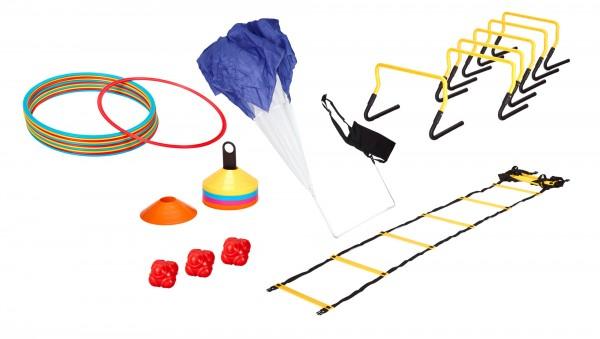 JU-SPORTS Athletik-Set - Agility Set - Supersparset