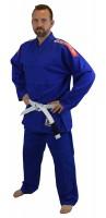 Blauer PHOENIX Grab`n Fight Brazilian Jiu-Jitsu Anzug in 450 grqm (1)