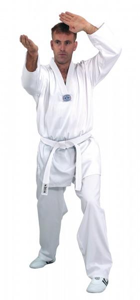 Taekwondoanzug DANRHO Dobok Hyong mit Gürtel 120 130 140 150 160 170 180 190 cm