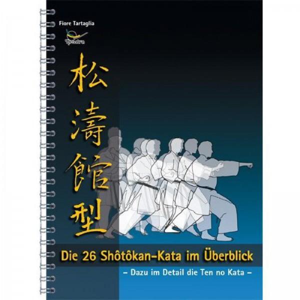 Ju-Sports Fiore Tartaglia Die 26 Shotokan-Kata im Überblick