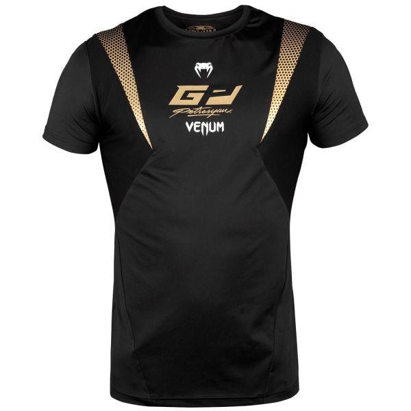 Venum Petrosyan DryTech Shirt-Black / Gold