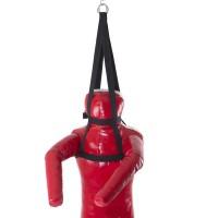 TOP TEN zweibeiniger Dummy rot (170cm)