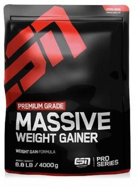ESN Massive Weight Gainer, 4000 g Beutel