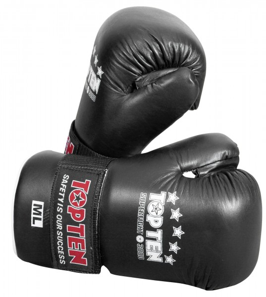 TOP TEN Pointfighter Open Hands Superfight 3000