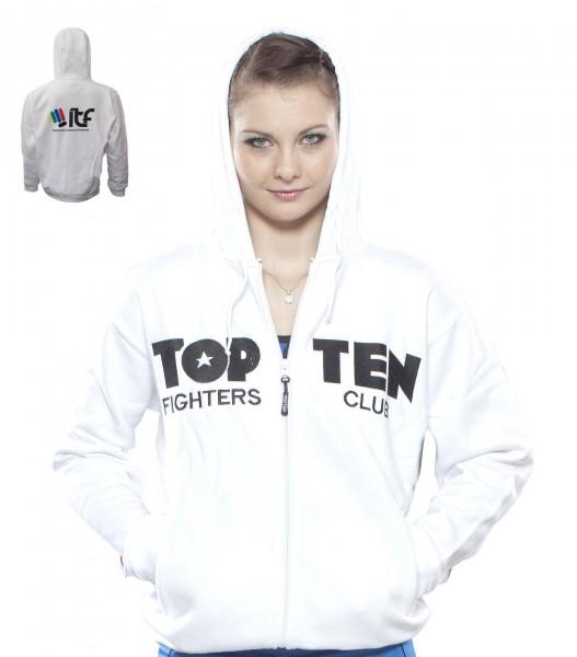 TOP TEN ZIP Hoodie TOP TEN Fighters Club