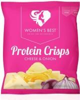 Womens Best Protein Crisps, 25 g Tüte