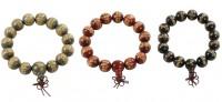 Armbänder Shaolin mit chinesischen Schriftzeichen von KWON