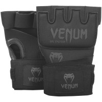 VENUM Kontact Gel Glove Wraps Black