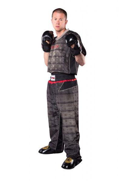 Kickboxuniform Snake von Top Ten Frontansicht