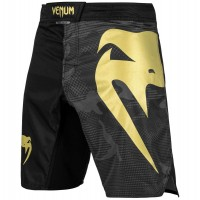 VENUM Light Fightshorts schwarz/gold