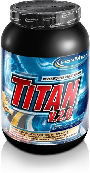 IronMaxx Titan V2.0, 2000 g Dose