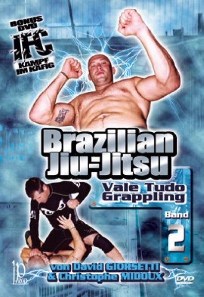 Kampfhelden Brazilian Jiu-Jitsu, Vale Tudo, Grappling Bd.2, DVD 111