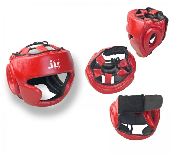 Ju-Sports Kopfschutz Chin rot
