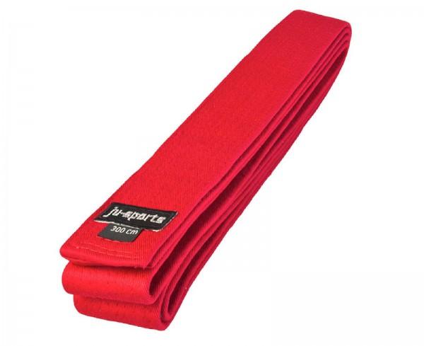 Ju-Sports Großmeistergürtel rot 5 cm