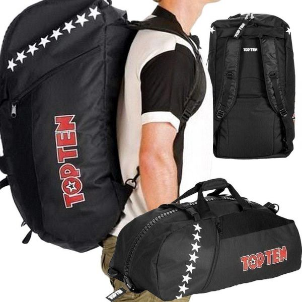 TOPTEN  Rucksack-Sporttasche