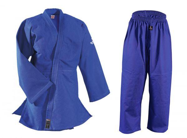 Blauer Judoanzug Randori von Danrho